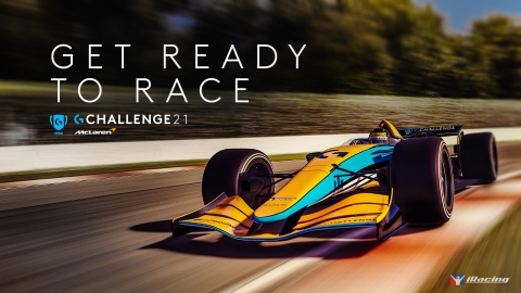 The 2021 Logitech McLaren G Challenge eracing competition returns (Photo: Business Wire)