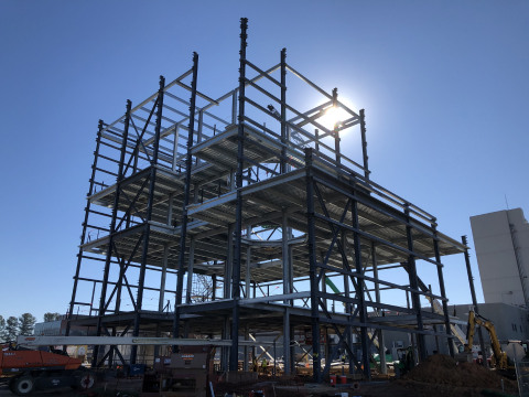 Industrial Category Winning Project: Enzyme Spray Unit Facility- Franklinton, North Carolina, USA (Photo: Business Wire)