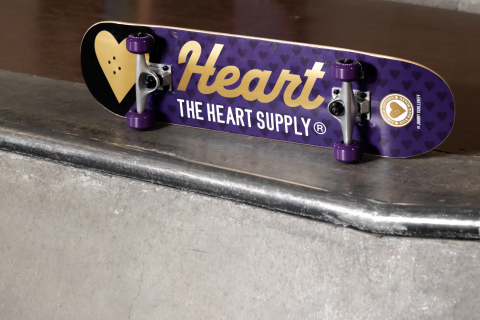 Limited Edition Board (Photo: Business Wire)