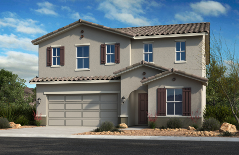 KB Home announces the grand opening of Tortosa, a new-home community in a popular Maricopa, Arizona master plan. (Photo: Business Wire)
