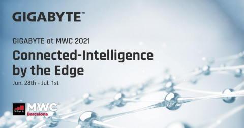 【MWC 2021】 - 技嘉科技用「邊緣」運算 架構5G部屬的「核心」(Photo: Business Wire)