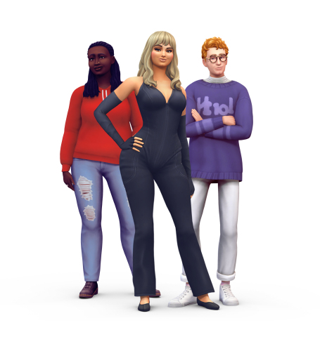 The Sims™ 4 sets the stage this summer with Sims Sessions (Graphic: Business Wire)