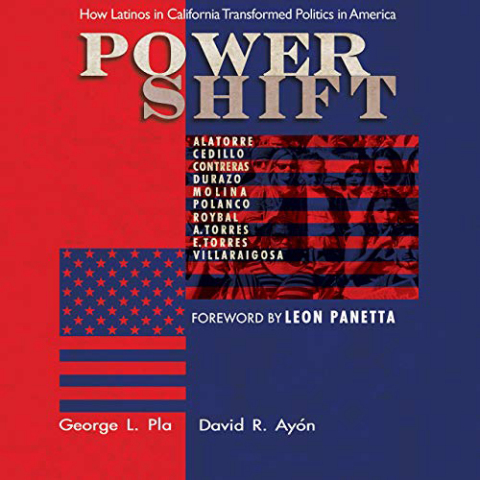 Power Shift Audiobook (Graphic: Business Wire)