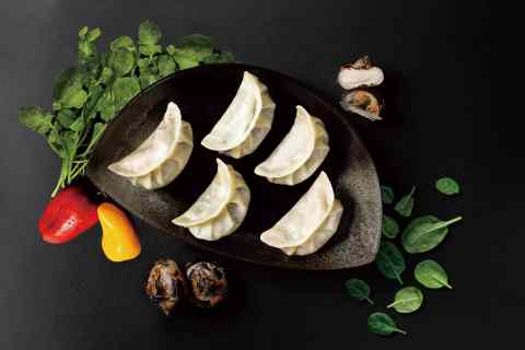 LIVEKINDLY Collective introduces plant-based dumplings in China (Photo: Business Wire)