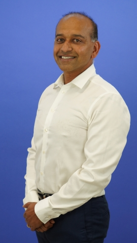 Pavan Agarwal CEO Celligence and Sun West Mortgage Company (Photo: Business Wire)