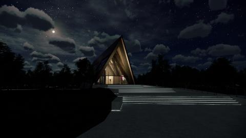 Oklo Aurora Powerhouse (Image: Gensler)