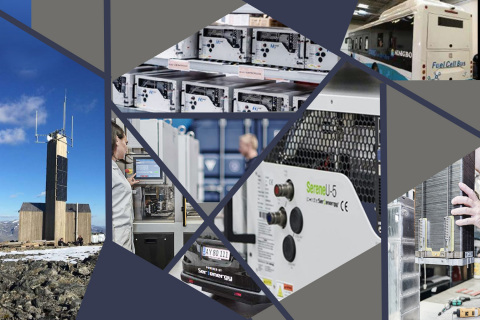 Advent Technologies Enters Into Definitive Agreement to Acquire the Fuel Cell Systems Businesses of fischer Group (Photo: Business Wire)