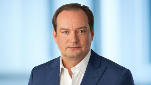 Tradeweb President Billy Hult (Photo: Business Wire)