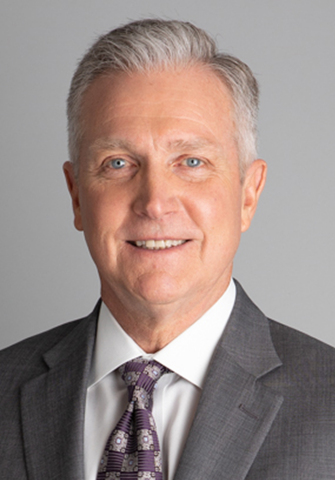 Larry White (Photo: Business Wire)
