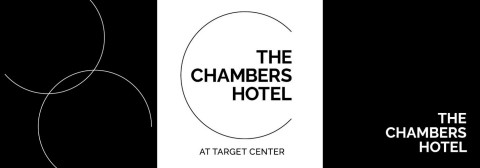The hotel's logo references the Twin Cities. (Photo: Business Wire)