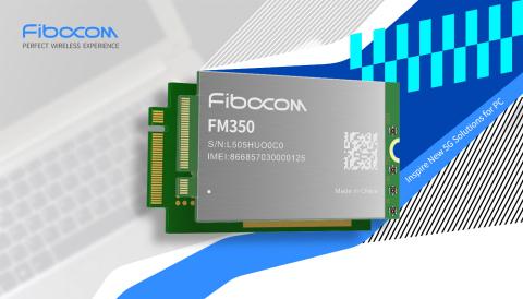 Inspire New 5G Solutions for PC (Photo: Fibocom)