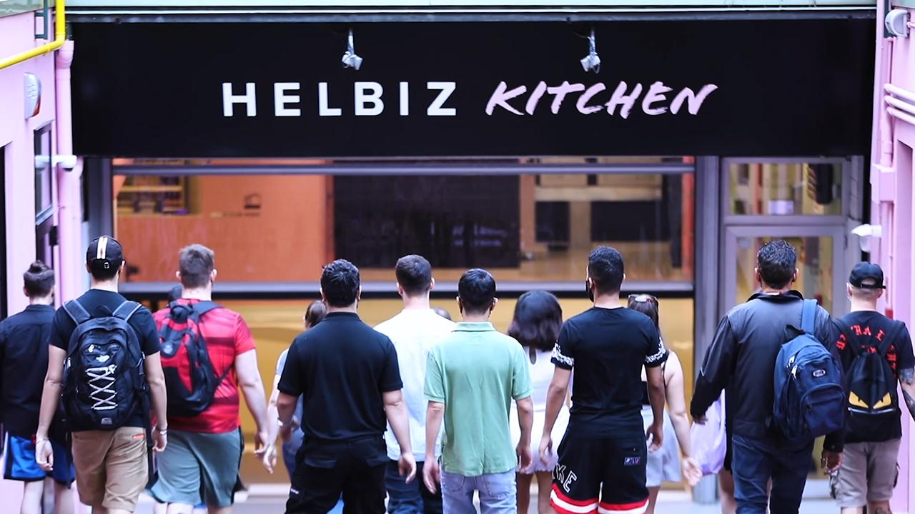 Helbiz Launches Helbiz Kitchen to Revolutionize Food Delivery