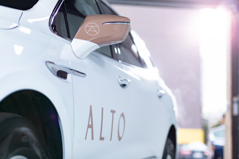 Alto is on a mission to create remarkable journeys by providing the safest, most consistent, and highest quality ride experience for passengers and drivers alike. (Photo: Business Wire)