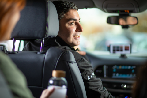 Every Alto driver is a W-2 employee. Drivers undergo rigorous training and background checks to ensure safety. (Photo: Business Wire)