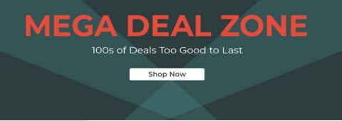 B&H Offers Incredible Savings During Mega Deal Zone Event (Graphic: Business Wire)