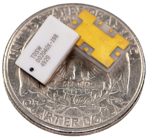 Teledyne e2v HiRel High Power L-Band Switch (Photo: Business Wire)