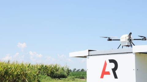 American Robotics, a leading commercial developer of fully-automated drone systems, today announced it will join the Federal Aviation Administration's (FAA) Unmanned Aircraft Systems (UAS) Beyond-Visual-Line-of-Sight (BVLOS) Aviation Rulemaking Committee (ARC) to advance BVLOS drone operations at the request of the FAA. (Photo: Business Wire)