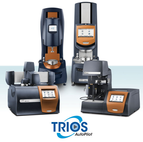First-of-its-kind software for the TA Instruments thermal analysis product line, TRIOS AutoPilot software helps laboratory staff create routine and streamlined standard operating procedures (SOPs) up to 25% faster, and avoid transcription errors that can inhibit productivity and can lead to inconsistent thermal analysis measurements. TRIOS AutoPilot is the first thermal analysis software to be based on Google's visual programming interface, Blockly, which is opensource software that gives operators an intuitive way to create custom scripts and configure them for thermal analysis applications without the need to learn a higher-level programming language. (Photo: Business Wire)