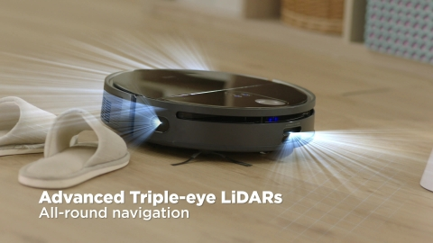 360 S10 Robot Vacuum Cleaner (Photo: Business Wire)