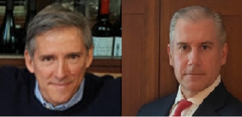 Mischler Financial Adds Mark Jicka (l) and Tom Ritchie, CFA (r) to veteran-owned investment bank's capital markets team. (Photo: Business Wire)