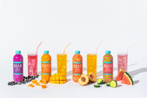 ROAR Organic Complete Hydration Beverages (Photo: Business Wire)