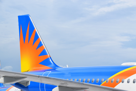 Fly Allegiant's new nonstop service to Melbourne Orlando International Airport (MLB) from Nashville (BNA), Pittsburgh (PIT) and Concord, NC. (USA). (Photo: Business Wire)