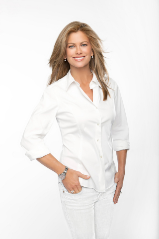 Kathy Ireland, Chair, CEO and Chief Designer of kiWW® (Photo: Business Wire)
