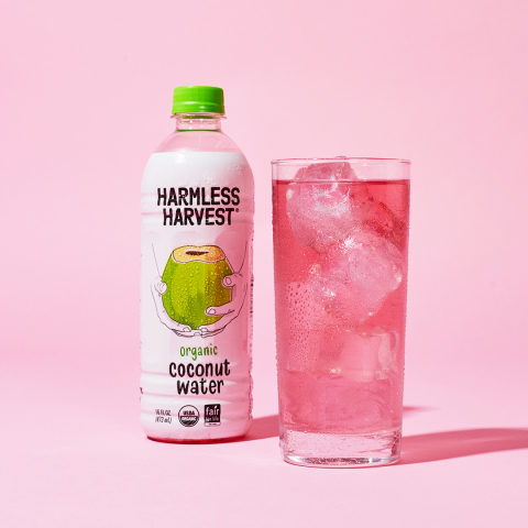 Harmless Harvest Organic Coconut Water (Photo: Business Wire)
