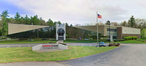 Harpak-ULMA announces its new global headquarters in Taunton, Mass. The significantly expanded facility features an advanced state-of-the-art customer experience center. (Photo: Business Wire)