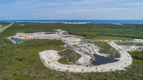 Development continues on the Watersound Camp Creek community in close proximity to Florida's iconic Scenic Highway 30A. (Photo: Business Wire)