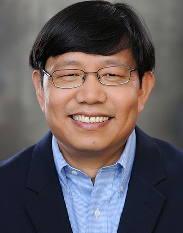 Chao Zhang, PhD, Chief Executive Officer, Plexxikon (Photo: Business Wire)