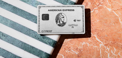 American Express Enhances the U.S. Platinum Card® with New Suite of Travel and Everyday Benefits (Photo: Business Wire)
