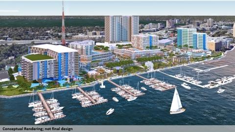 RiversEdge, Jacksonville, Florida (rendering) (Photo: Business Wire)