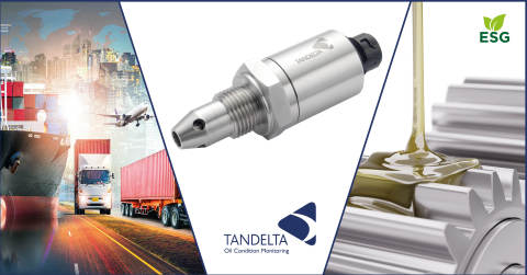 Tan Delta Real-Time Oil Condition Monitoring Products and Services (Graphic: Business Wire)