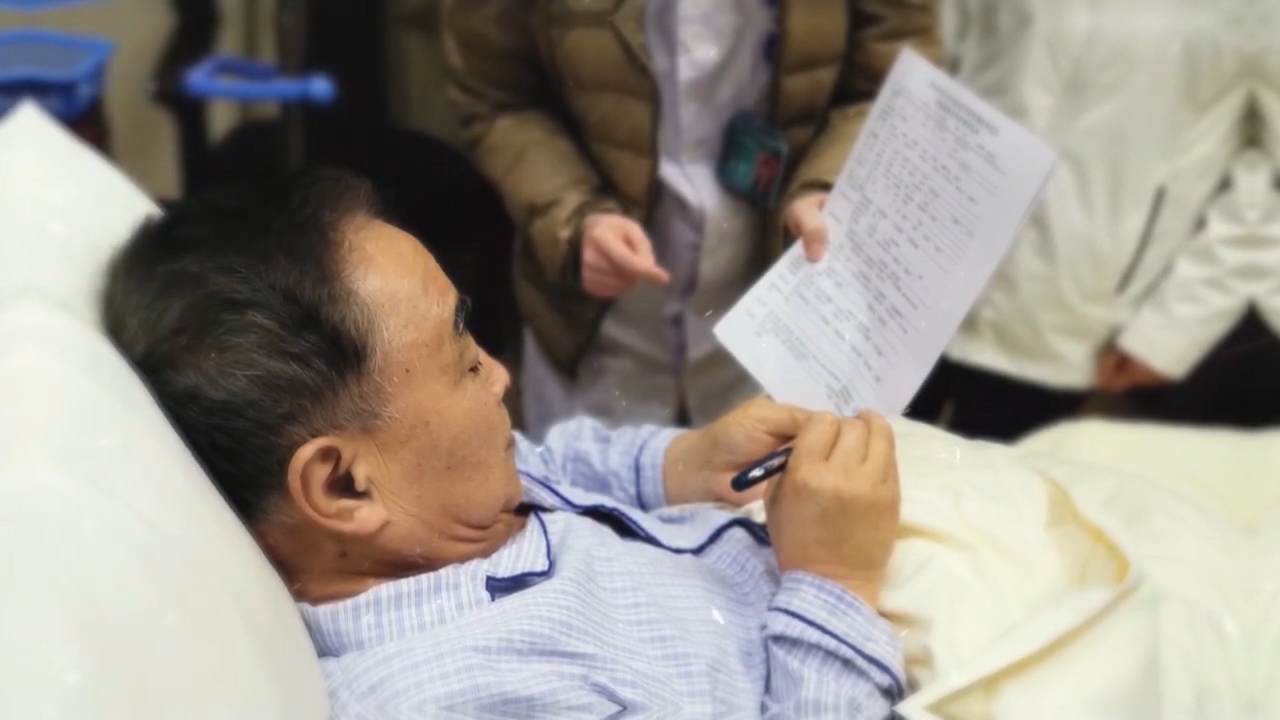 TCM Doctor Zhang Boli and his battle against COVID-19