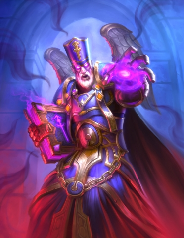 The Year of the Gryphon's grand narrative soars on, continuing the stories of Hearthstone's newest heroes in novel Questline cards. (Graphic: Business Wire)