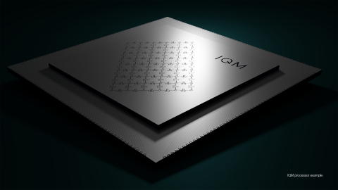 IQM processor example (Graphic: IQM)