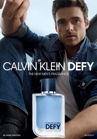 Calvin Klein Defy (Photo: Business Wire)