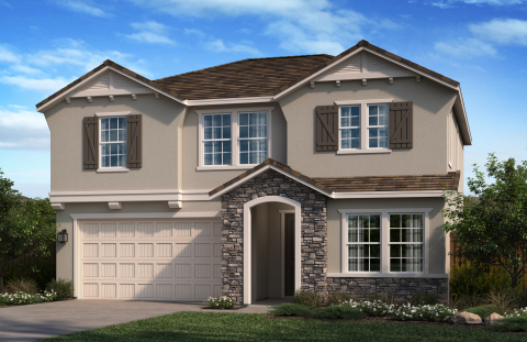 KB Home announces the grand opening of Concord, a new-home community in highly desirable Ontario Ranch, California. (Photo: Business Wire)