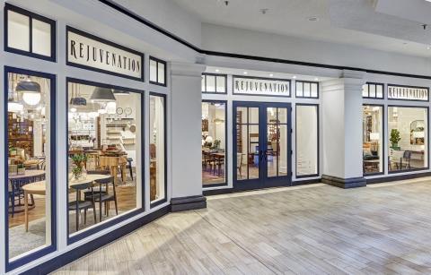 Rejuvenation's new store in the Galleria Edina (Photo: Business Wire)