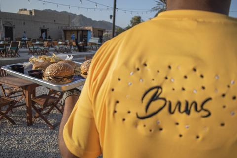 'Buns' Burger Chain Set to Transform UAE's Fast-Food Landscape (Photo: Business Wire)