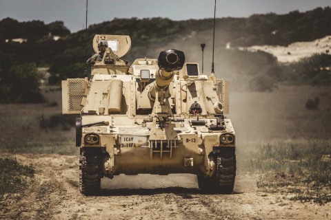 The M109A7 Self-Propelled Howitzer is a critical part of the Armored Brigade Combat Team supported by RENK America. (Photo: 1st Cavalry Division)