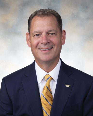 Logan Pichel, President, Republic Bank & Trust Company (Photo: Business Wire)