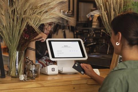 Square annonce Avant-première, son programme d'accès exclusif à ses solutions de paiement pour les entreprises françaises (Photo: Business Wire)