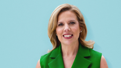 Jacqui Canney, ServiceNow Chief People Officer (Photo: Business Wire)