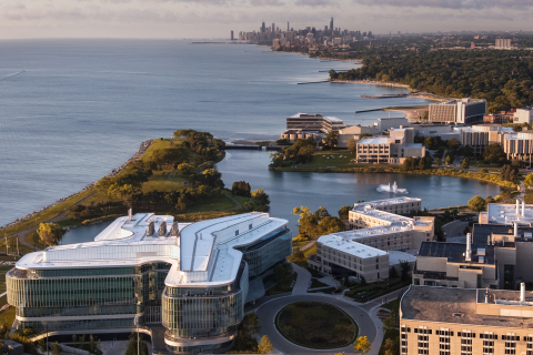 Ameresco announces partnership with Northwestern University to help significantly reduce the carbon footprint and support new infrastructure across the University's Evanston and Chicago campuses. (Photo: Business Wire)