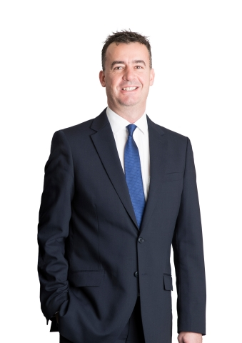 Andrew Montgomery, Global Leader Government and Public Sector at BearingPoint (Photo: Business Wire)