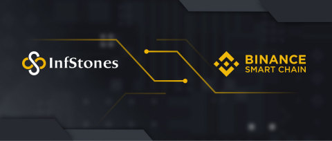 InfStones and Binance Smart Chain announce partnership for full scale node service and infrastructure support (Graphic: Business Wire)