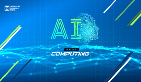 The third installment of Mouser Electronics' 2021 EIT series dives deep into artificial intelligence through an engaging collection of video, long-form articles, blog and infographic content. (Graphic: Business Wire)