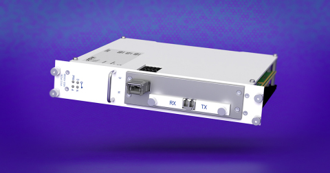 ADVA's FSP 3000 ConnectGuard™ encryption solution now protects data against cyberattacks from quantum computers (Photo: Business Wire)